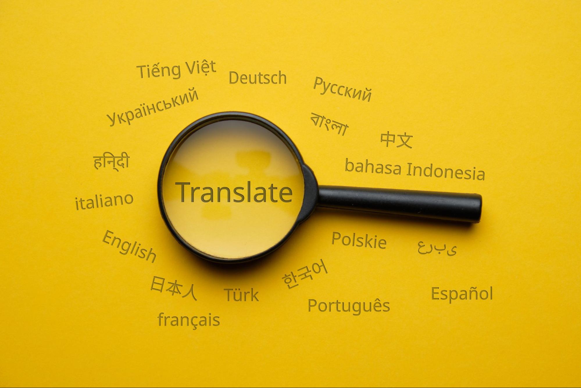 越境ECサイトを英語翻訳する方法