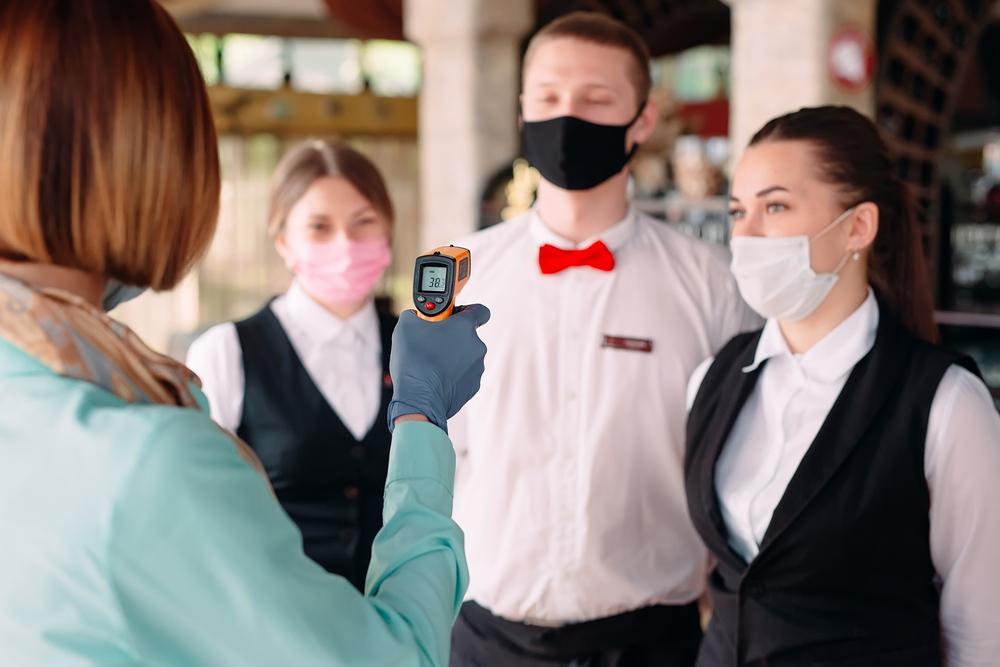 【飲食店・ホテル】スタッフの取り組み・会計方法